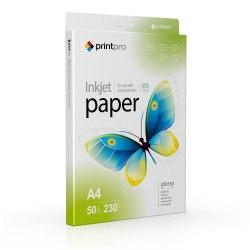 Papier błyszczący PrintPro 21x30cm 180 gr. 50 ark.