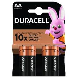 Bateria Duracell LR-6 Basic 4szt