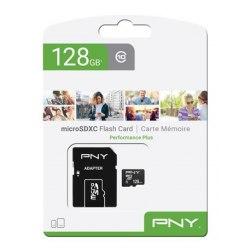 Karta SD micro 32 GB PNY + adapter Class10 10 MB/s