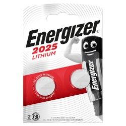 Bateria Energizer CR 2025 2szt.