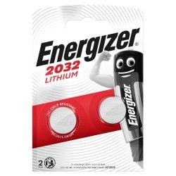 Bateria Energizer CR 2032 2szt.