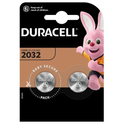 Bateria Duracell CR 2032 2szt.
