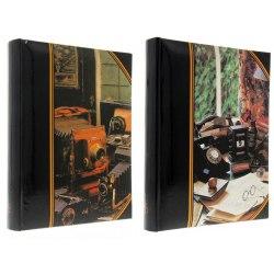 Album B46200 Retro 10x15 cm 200 zdj. szyty z miejscem na opis