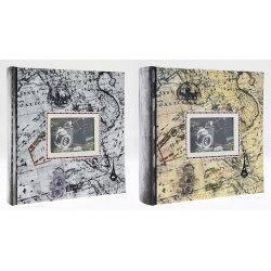 Album KD46300/2 Travel 4 10x15 cm 300 zdj. szyty z miejscem na opis