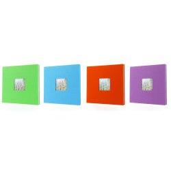 Album BBM46200 Decor Disco 10x15 cm 200 zdj. szyty z miejscem na opis