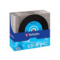 CD-R Verbatim AZO Cake 25szt.