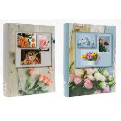 Album B46300/2 Flower Power 10x15 cm 300 zdj szyty z miejscem na opis