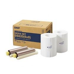 DNP DS620 papier 10x15/15x20cm