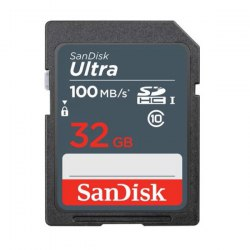Karta SD 32 GB Sandisk