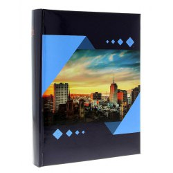 Album B46200 Metropolis-1 10x15 cm 200 zdj szyty z miejscem na opis
