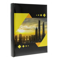Album B46300/2 Metropolis-2 10x15 cm 300 zdj szyty z miejscem na opis