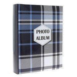 Album B46300/2 Tartan-1 10x15 cm 300 zdj szyty z miejscem na opis