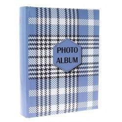 Album B46300/2 Tartan-2 10x15 cm 300 zdj szyty z miejscem na opis