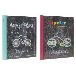 Album DRS10 Modern Bikes 20 str. folia magnetyczna