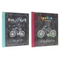 DRS10 Modern Bikes 20 pages, magnetic foil