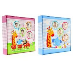 Album KD46200WB Baby 18 10x15 cm 200 zdj. z miejscem na opis