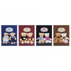 Album MM46100 Bears - 100 zdjęć