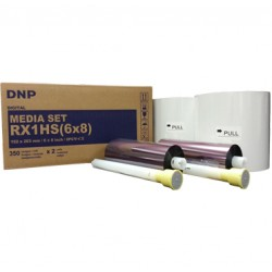 "DNP RX1HS Media Set 6x8"" 700 Prints"