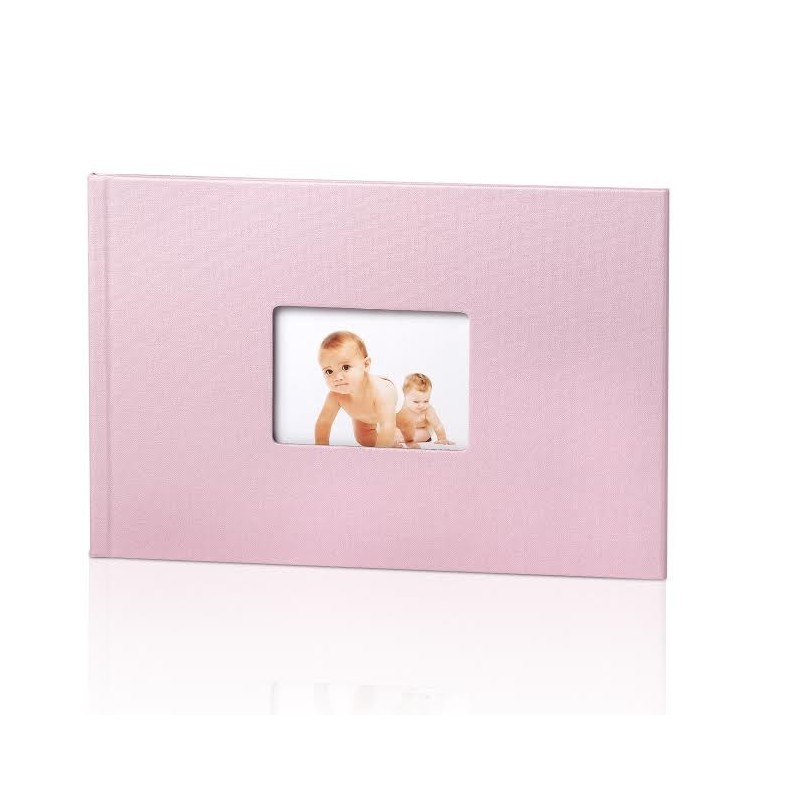 Fotoksiążka PI- okładka 20x30cm Różowa