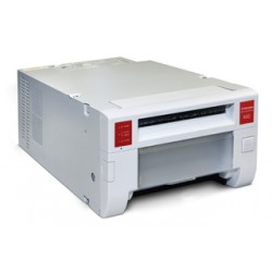 Drukarka Mitsubishi CP-K60DW-S + 2 kart papieru