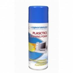 Pianka do czyszczenia plastików Esperanza 400 ml