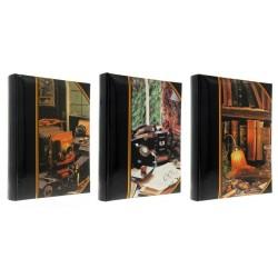 DRS50 Retro 100 pages, magnetic foil