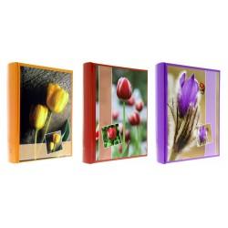 Album B46200 Flower 10x15 cm 200 zdj szyty z miejscem na opis