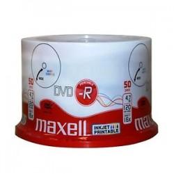 DVD-R do nadruku Maxell Cake 50 szt.