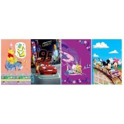 B46300 Disney - with description, 3 pics/page