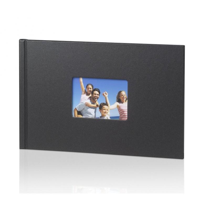 EasyAlbum 20 X 30 cm PhotoBook Black