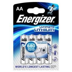 Bateria Energizer L91 Litowa R6 4 szt.