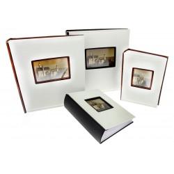 Album DBCS20 Vista B 40 str. pergamin czarne strony