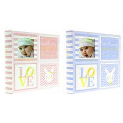 Album BBM46200 Baby 11N 10x15 cm 200 zdj. szyty z miejscem na opis