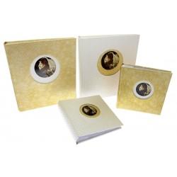 Album DBCS20 Style 40 str. pergamin kremowe strony