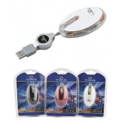 MYSZ TITANUM MYSZ ELVER 3D OPT PRZEW USB*