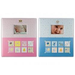 Album BBM46200 Baby 3 10 x 15 cm 200 zdj. szyty z opisem na boku