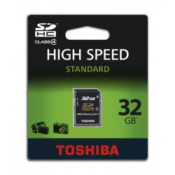 Karta SD 32 GB Toshiba