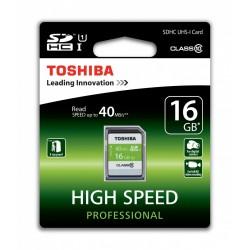Karta SD 16 GB Toshiba UHS-I Class 10