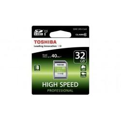 Karta SD 32 GB Toshiba UHS-I Class 10