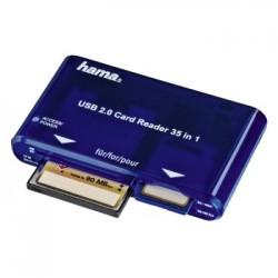 35 W 1 CZYTNIK HAMA CZYTNIK KART ALL IN ONE USB