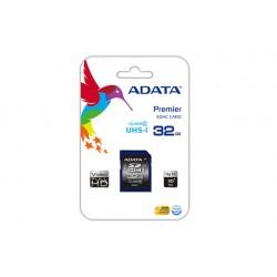Karta SD 32 GB Adata UHS-I Class 10 - 50 MB/s