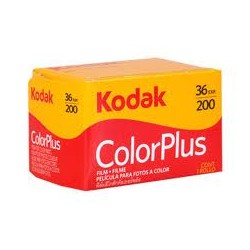 Film Kodak Color + 200/36