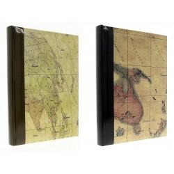 Album KD46300/3 Maps 10x15 cm 300 zdj. szyty z miejscem na opis